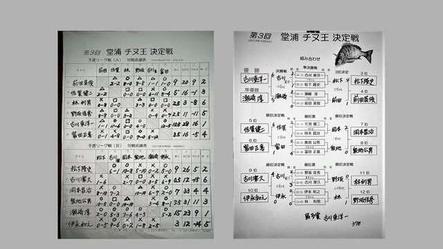 2019堂浦チヌ王対戦表(July 18, 2019) - コピー.jpg